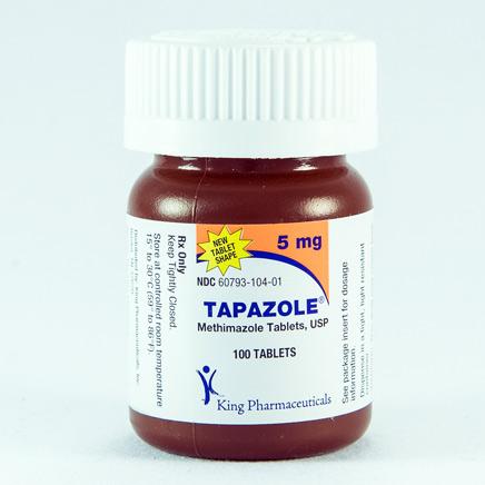 TAPAZOLE