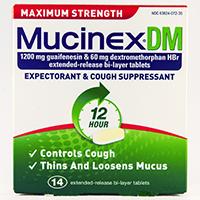 MAXIMUM STRENGTH MUCINEX DM