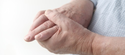 gout hand