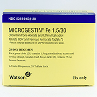 MICROGESTIN Fe 1.5/30