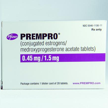 PREMPRO 0.45mg/1.5mg
