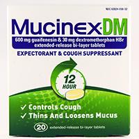 MUCINEX DM