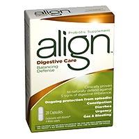 ALIGN (Bifantis) 4mg capsules by Procter & Gamble Pharmaceuticals