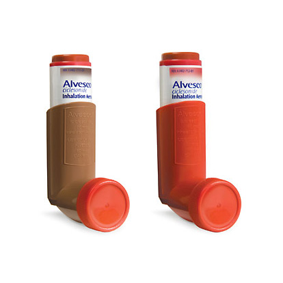 Alvesco approved for asthma