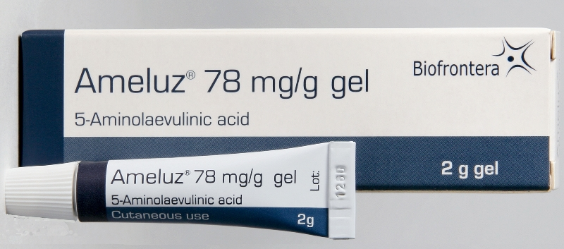 Ameluz Gel Approved for Treating Actinic Keratoses - MPR