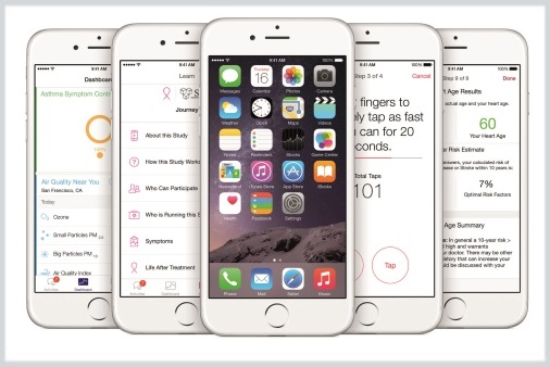 Apple's Medical Research App Coming Soon