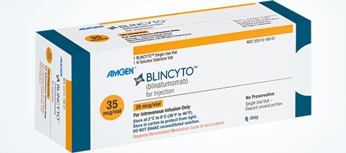 Blincyto Gains Expanded Use for Leukemia With MRD Presence - MPR