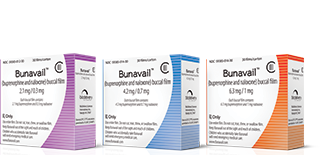Bunavail Now Available for Opioid Dependence