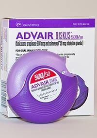 ADVAIR DISKUS 500/50