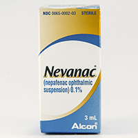 NEVANAC Dosage & Rx Info | Uses, Side Effects
