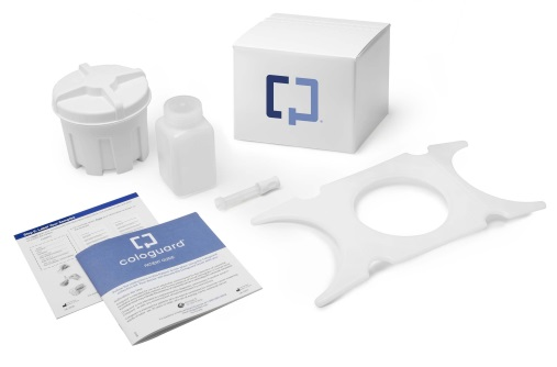 Exact Sciences announced the FDA approval of Cologuard, the first non-invasive DNA screening test for colorectal cancer. It is the first non-invasive diagnostic test for colorectal cancer that analyzes both blood biomarkers and stool DNA.