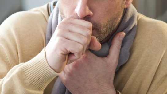 Smoking cannabis may increase the risk of respiratory disease such as chronic bronchitis, but quitting is likely to reduce the symptoms. It is unknown at this time whether cannabis use is linked to the development of COPD or asthma.
