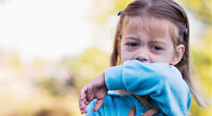 Whooping Cough Vaccine Protection Short-Lived