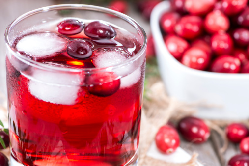 More Cranberry Juice Consumption May Reduce Inflammation