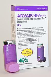 ADVAIR HFA 45/21