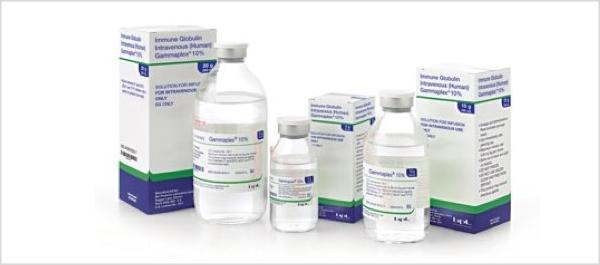 Product Availability Update for Gammaplex Immune Globulin - MPR