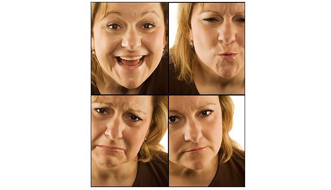 "People with bipolar disorder experience unusually intense emotional states that occur in distinct periods called ""mood episodes."" Manic episodes consist of overly joyful or overexcited state, and depressive episodes consist of an extremely sad or hopeless state. Mood episodes can include symptoms of both mania and depression, called a mixed state."