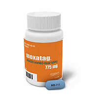 MOXATAG (Amoxicillin) 775mg tablets by MiddleBrook Pharmaceuticals