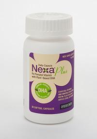 NEXA PLUS Prenatal Vitamins by Upsher-Smith