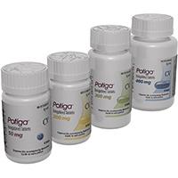 POTIGA (ezogabine) 50mg, 200mg, 300mg, 400mg tablets by GlaxoSmithKline