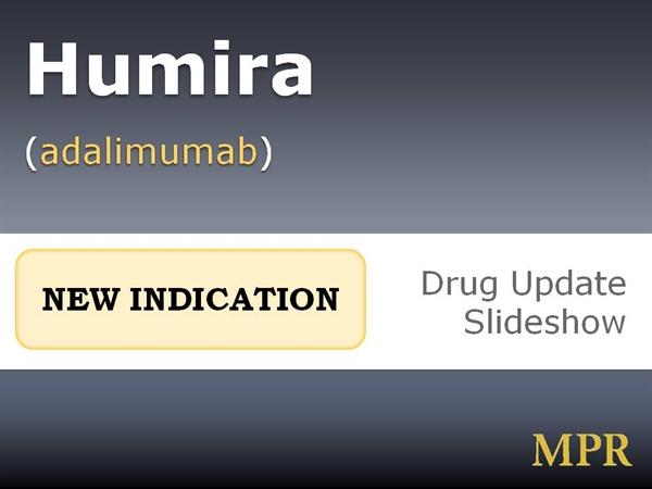 New Indication: Humira - MPR