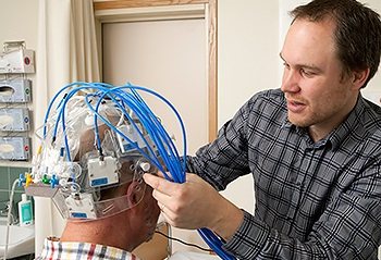 A Helmet That Can Detect Stroke