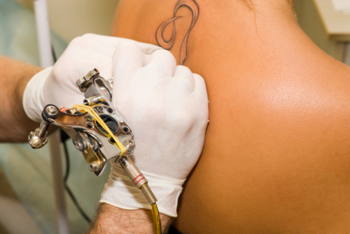 Tattoos Linked to Earlier Death
