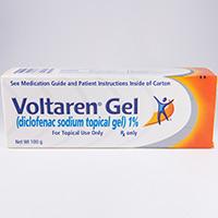 VOLTAREN GEL (diclofenac sodium) 1% gel by Endo