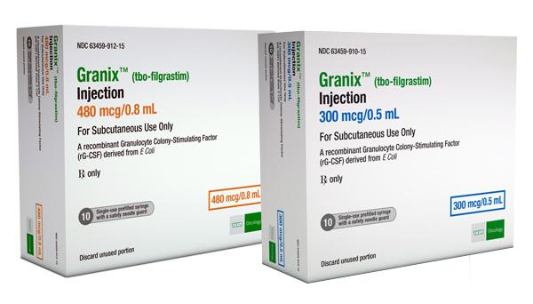 GRANIX (tbo-filgrastim) Injection