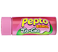 PEPTO-BISMOL TO-GO (bismuth subsalicylate) 262mg chewable tablets by Procter & Gamble