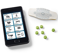PROTEUS INGESTIBLE SENSOR by Proteus Digital Health