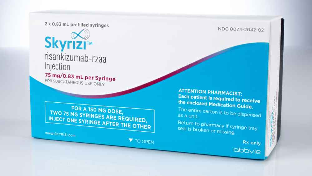 Skyrizi Approved for Moderate to Severe Plaque Psoriasis - MPR