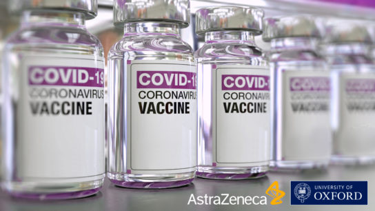 Illustrative vaccine vials